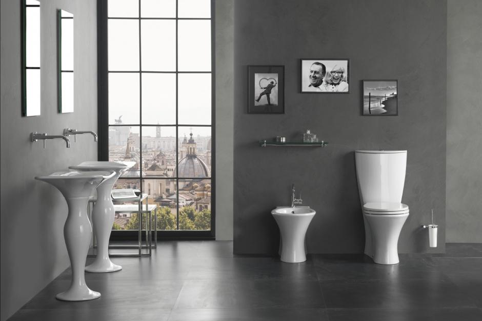Umywalki podłogowe: 10 wyjątkowych modeli