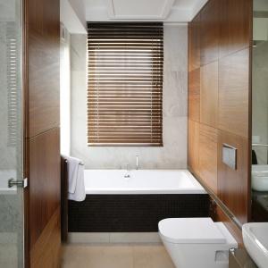 Łazienka ze schowkami – gotowy projekt na 7 metrów