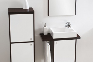 Małe łazienki – zobacz praktyczne rozwiązania