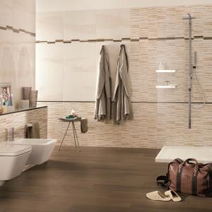 Płytki do łazienki – tak modnie połączysz różne formaty