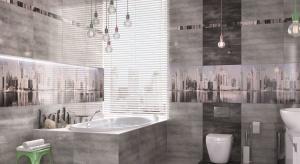 Szara łazienka w pięciu stylach