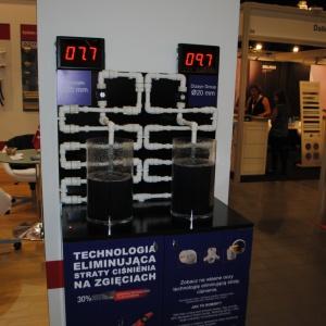 Branża łazienkowa na targach Aqua-Therm Warsaw i Warsaw Build 2015