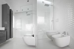Modny prysznic bez brodzika: pakiet projektów