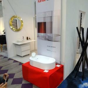 Targi World Hotel 2015 - łazienki również były obecne