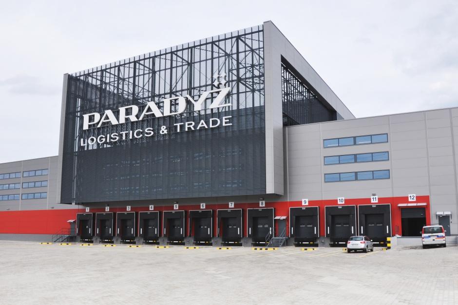 Grupa Paradyż uruchamia Centrum Handlowo-Logistyczne