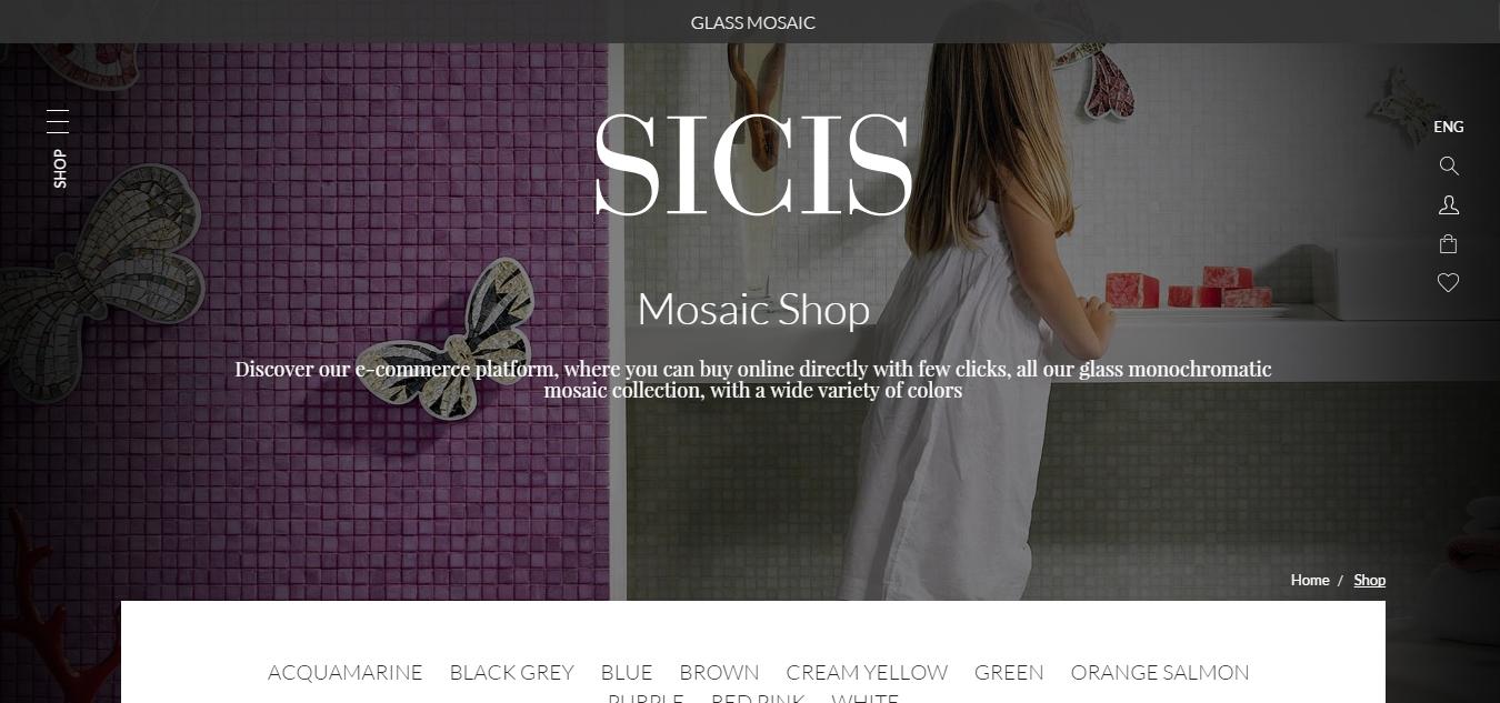 Sicis - sklep internetowy