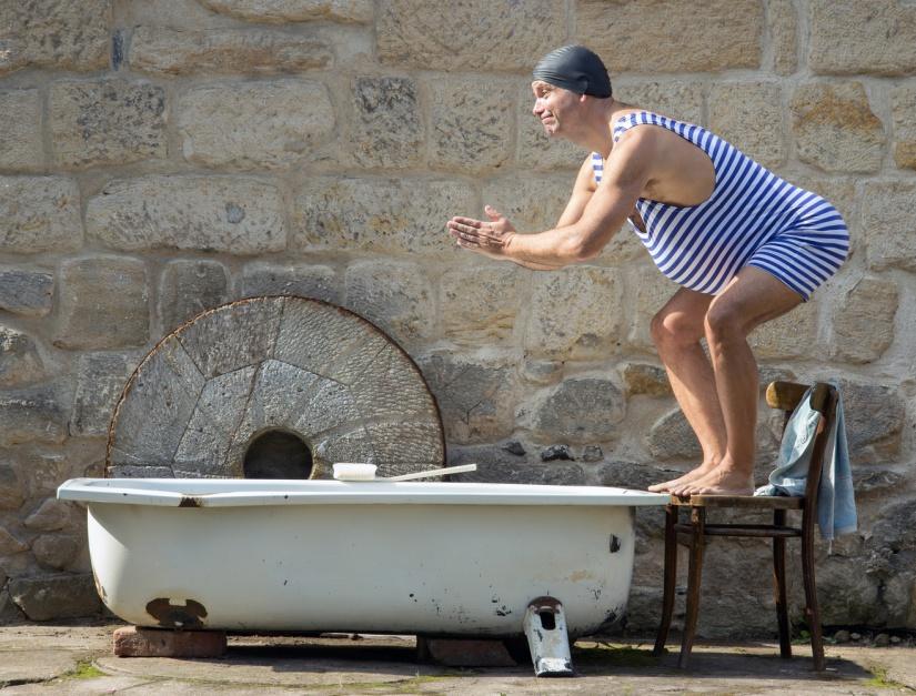 Skok na głęboką wodę - cztery zasady efektywnego mecenatu sportowego