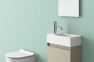 Rozwiązania do małych łazienek – 12 pomysłów