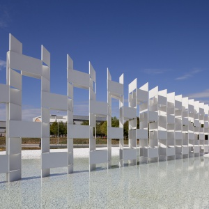 Gres w nieoczekiwanym kontekście - Libeskind znowu zaskakuje