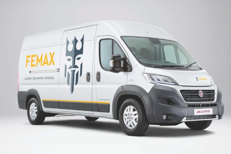 Femax zaczyna proces rebrandingu - na początek zmienia logo