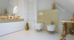 Biała łazienka w pięciu stylach – modne pomysły