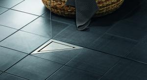 Porządek pod prysznicem - odwodnienie nie musi być tylko liniowe