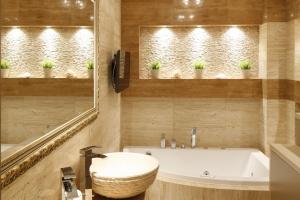 Radzimy Wąskie łazienki Gotowe Projekty Architektów
