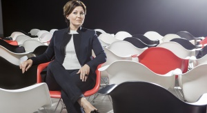 Polscy wystawcy o Cersaie 2015: Edyta Defratyka, Deftrans