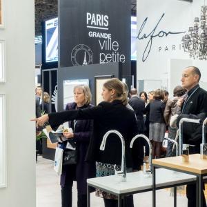 Branża łazienkowa na paryskich targach Batimat 2015 - fotorelacja