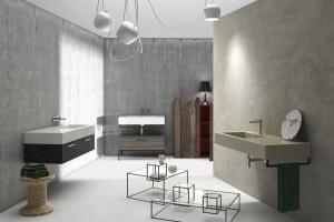 Łazienki w stylu loft – 12 modnych wnętrz