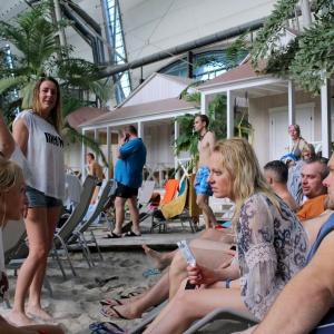O łazienkach w tropikach – tak było na spotkaniu dla projektantów