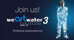 Ruszyła 3. edycja We ART Water Film Festival