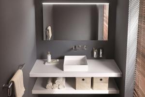 Małe łazienki – 12 modnych pomysłów na urządzanie