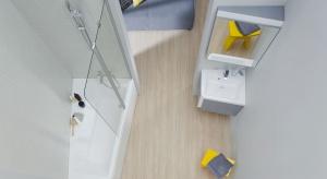 Mała łazienka: 10 praktycznych rozwiązań