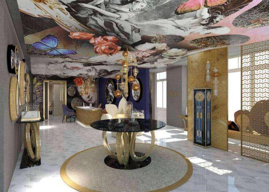 Sicis otwiera showroom w Londynie