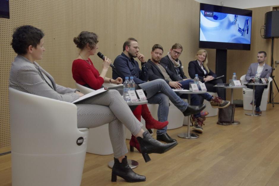 Wnętrza na miarę dziś, czyli jak żyją współcześni nomadzi? Relacja z dyskusji podczas III Forum Dobrego Designu