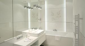 """Modne oświetlenie łazienki –€"""" pakiet projektów"""