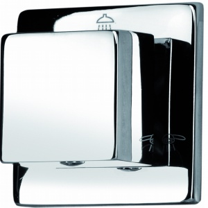 Podtynkowy przełącznik wody Multi-System, Deante