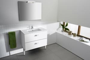 Białe meble – 12 kolekcji do modnej łazienki