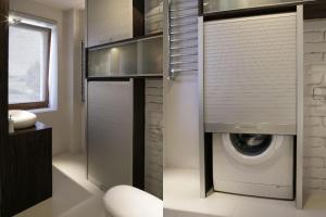 Radzimy Pralka W łazience 12 Projektów Zabudowy
