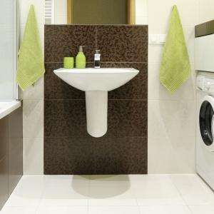 Pralka w łazience – 12 projektów zabudowy