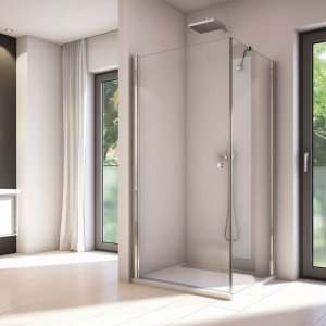 Kabiny prysznicowe do narożnika – sposób na małą łazienkę