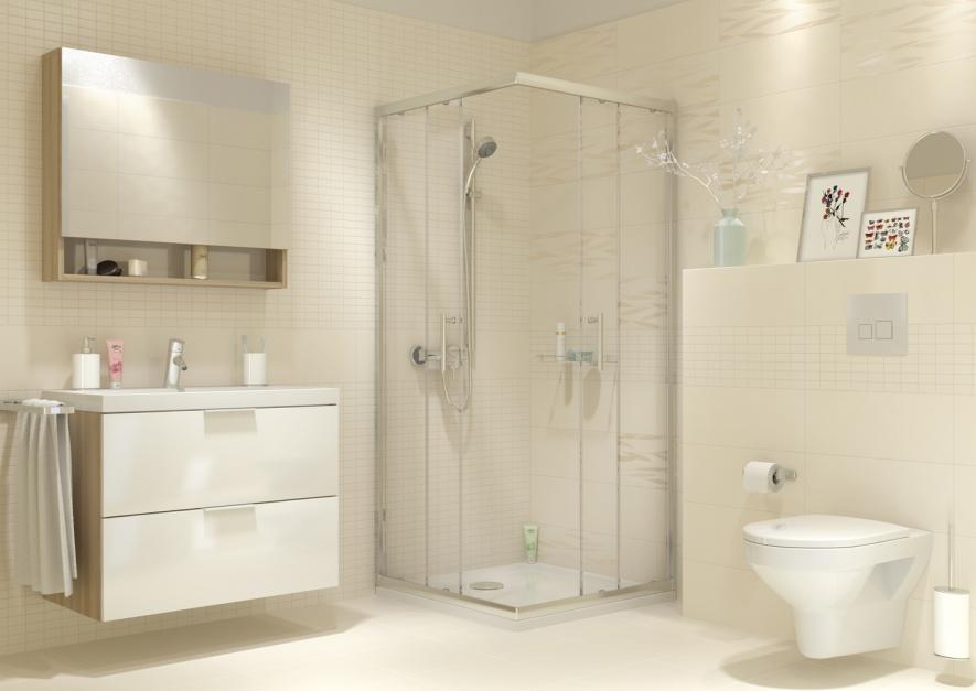 Aranżujemy Kabiny Prysznicowe Do Narożnika Sposób Na