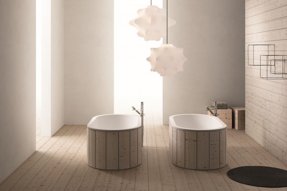 Drewno w łazience –  jak je wybrać i zabezpieczyć