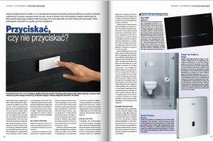 Co nowego w branży wykonawczej? Donosi najnowszy numer (6/2015) magazynu Fachowy Wykonawca