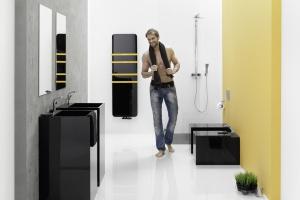 10 modnych grzejników do łazienki