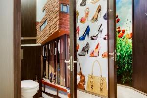 Toaleta publiczna w Amsterdamie – jak w Warszawie