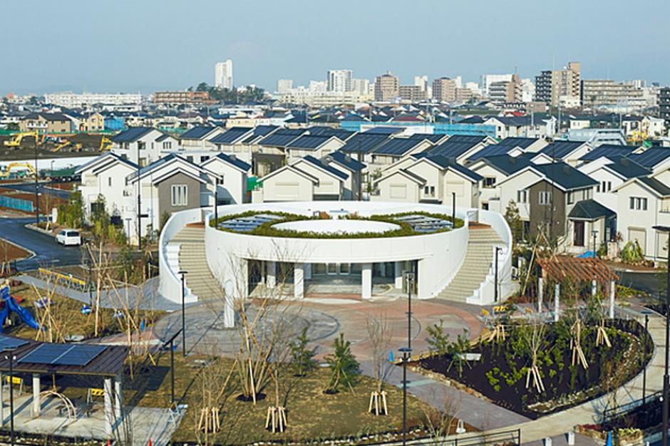 Zwycięzcy Panasonic Pro Awards w ekologicznym mieście przyszłości Fujisawa