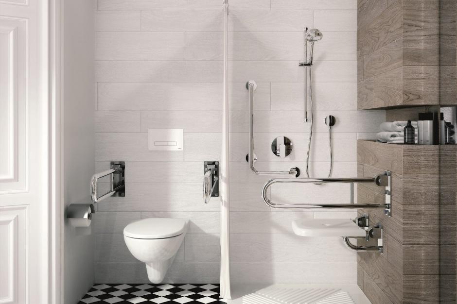 Produkty Poręcze I Siedziska Prysznicowe Niezbędne