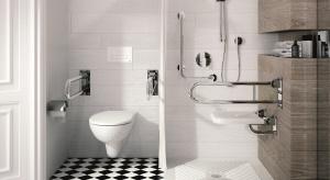 Poręcze i siedziska prysznicowe – niezbędne elementy łazienki dla osoby niepełnosprawnej