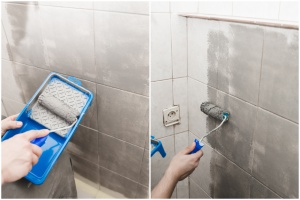 Renowacja łazienki za 200 zł. Pomysł na szybki remont