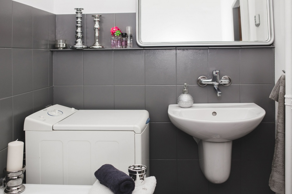 Radzimy Renowacja łazienki Za 200 Zł Pomysł Na Szybki