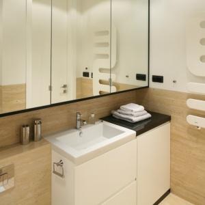 Łazienka w kamieniu – najmodniejsze polskie wnętrza