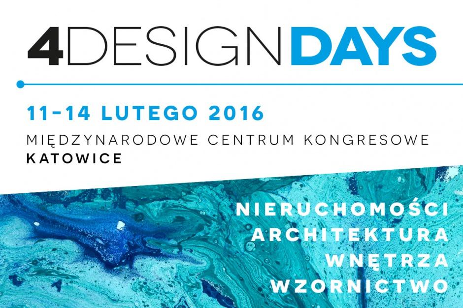 4 Design Days  – cztery dni z designem już w lutym w Katowicach