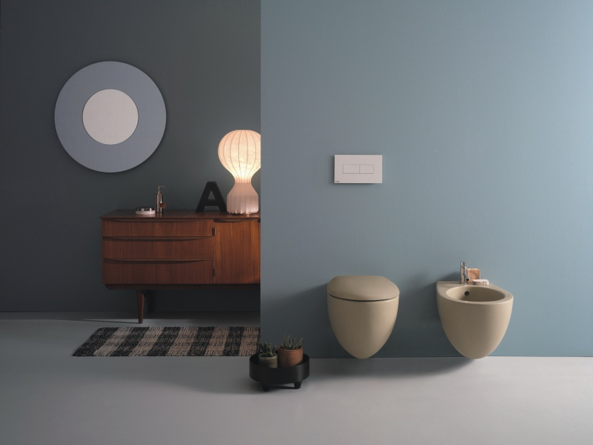 Sedes i bidet – modne kolekcje ceramiki łazienkowej