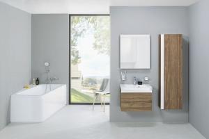 15 nowoczesnych kolekcji mebli łazienkowych