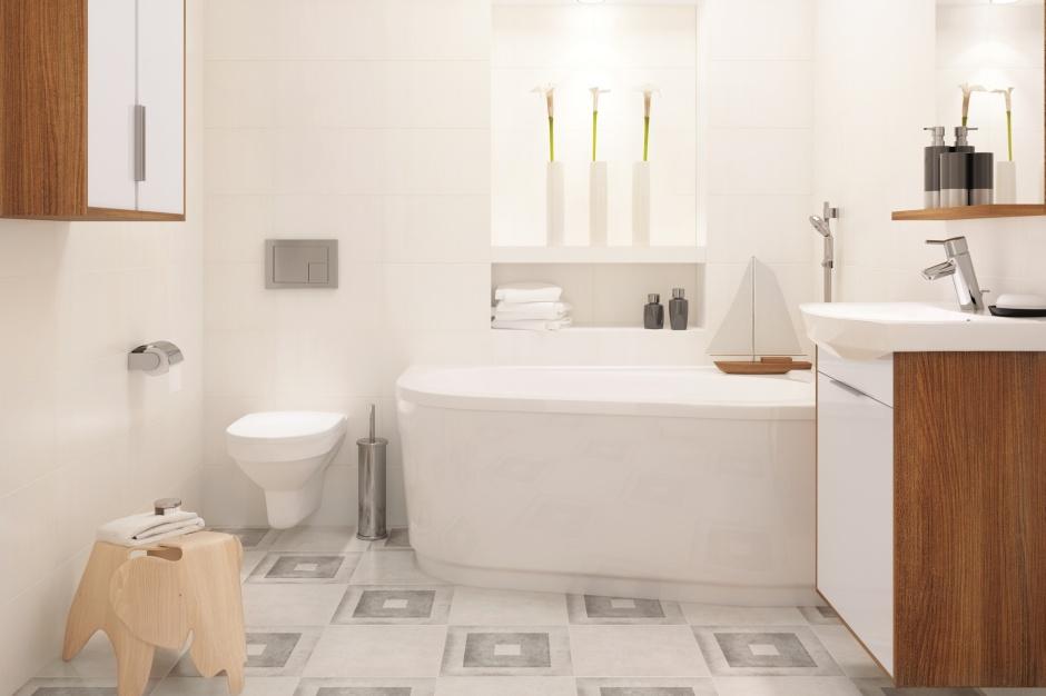 Inspirujemy - Bardzo mała łazienka – modne sposoby na urządzanie  Łazienka.pl