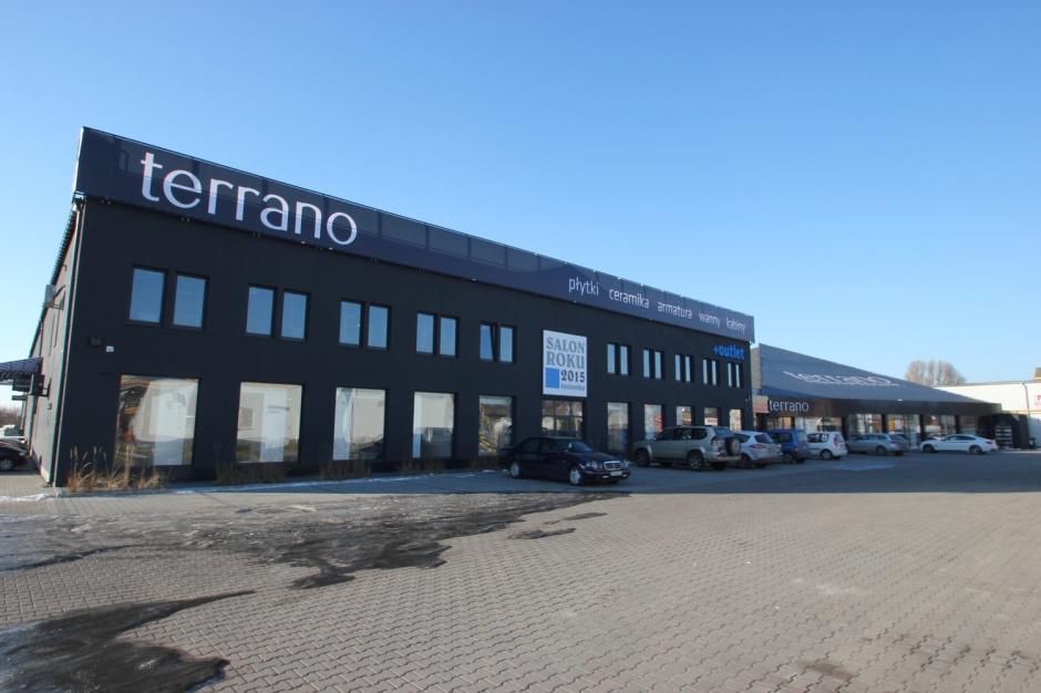 Terrano, Poznań