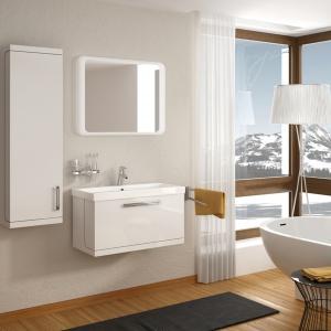 Białe meble – 12 najmodniejszych kolekcji wyposażenia