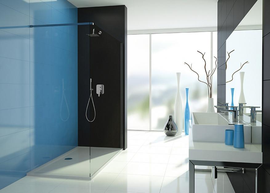 Parawan prysznicowy P/TX5b